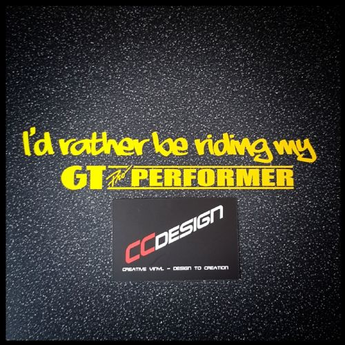 GT PRO PERFORMER